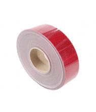 KSG REFLEC. TAPE 50MM X 50MTR. ROOD E-KEUR Tape & isolatie