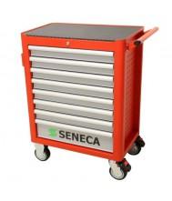 Seneca gereedschapswagen 293 delig professioneel