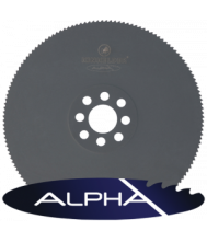 Alpha zaagblad hss 250 x 2 x 32mm