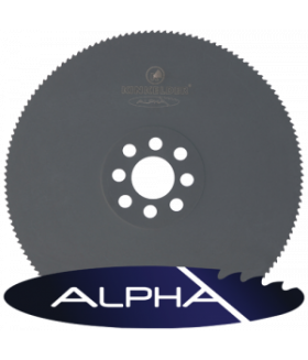 ALPHA ZAAGBLAD HSS 350 X 3 X 32MM