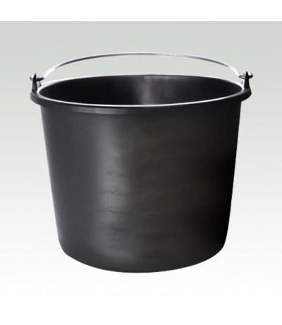 Emmer 20 ltr. eco, zwart Emmers & kuipen