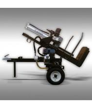 Jansen hs-22a62 houtklover 22 ton met benzinemotor Houtklover