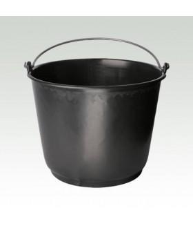 Emmer 13 ltr. zwart (artikel 4007) Emmers & kuipen