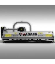 Jansen klepelmaaier efgc-200 cm Trekker werktuig