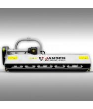 JANSEN KLEPELMAAIER EFGCH-220 CM