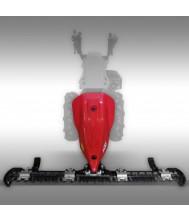 JANSEN MAAIBALK VOOR MGT-420 Aanbouw voor tweewielige trekker