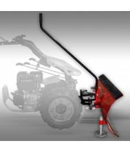 JANSEN SNEEUWSCHUIF VOOR MGT-420 Aanbouw voor tweewielige trekker