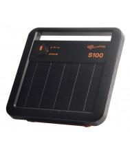 Gallagher S100 zonne-energie schrikdraadapparaat inclusief batterij Schrikdraadapparaten Solar