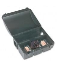 Eurofarm bloc box voerdoos rat + sleutel Ongediertebestrijding