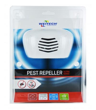 Weitech Pest Repel 135M² Muizen en kleine insekten