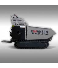 JANSEN RD-500 MINI RUPSDUMPER Dumpers
