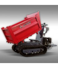 JANSEN RD-1000 MINI RUPSDUMPER Dumpers