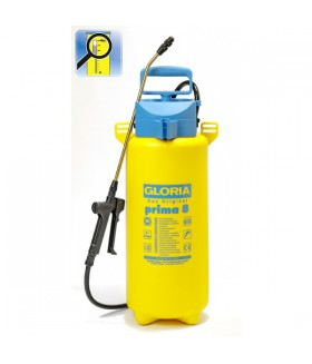 Drukspuit Gloria prima 8, knst. 8-liter