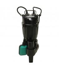 Aspira Dompelpomp 0,37kW 230V met vlotter