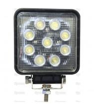 SPAREX LED WERKLAMP, 1840 LUMEN RADIO ONTSTOORD Werklampen 12V/24V