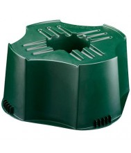 Regentonstandaard groen, hoogte 28cm, ø 56cm
