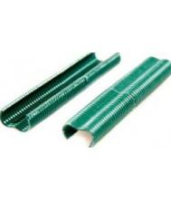 Gaaskrammen groen 20mm (1000st) Gaas
