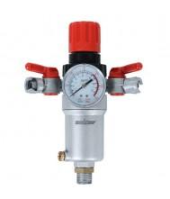 """Zion Air drukregelaar met filter 1/2"""" Compressor toebehoren"""