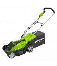 Greenworks accu grasmaaier 35cm 40v basis