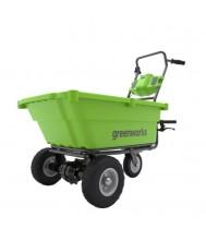 Greenworks Accu Kruiwagen 40V Zonder lader en accu