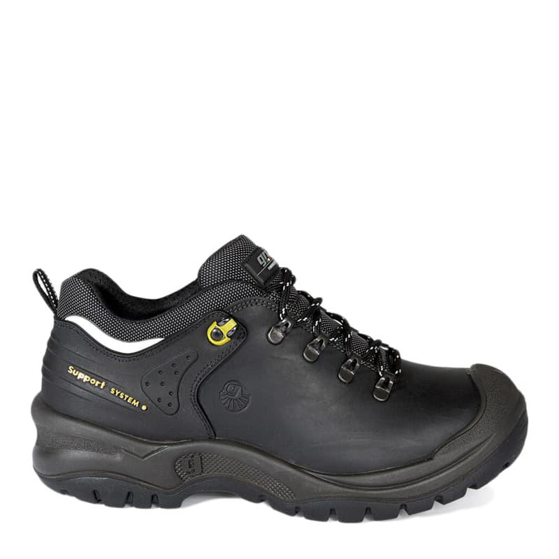 Werkschoenen Grisport.Werkschoenen Grisport 801 Laag Zwart Maat 39