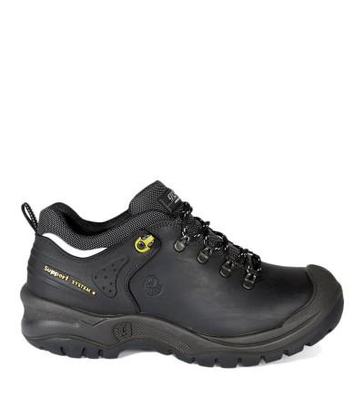 Werkschoenen grisport 801 laag zwart maat 43