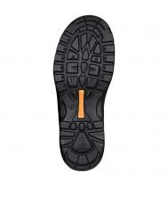 Werkschoenen Grisport 801 laag zwart maat 45 Werkschoenen laag model