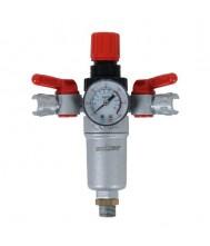Drukregelaar met filter 3/8'' Compressor toebehoren