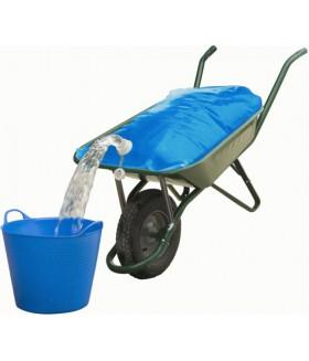 Waterzak h2go bag -mm- 80 ltr. voor kruiwagen