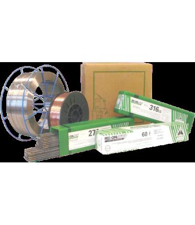 Reon lasdraad mig 60 sg3 0.8 mm 15 kg incl metaaltoeslag Lasdraad & Elektroden