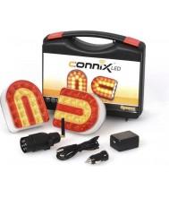 Connix Draadloze Magnetische Lichtset Aanhanger verlichting LED