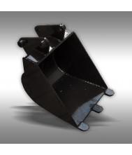 Jansen Graafbak 350 mm voor 9PK minigraafmachine Jansen MB-300