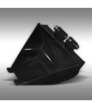 Jansen Graafbak 600/200 mm voor 9PK minigraafmachine Jansen MB-300