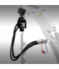 Jansen HBG-200 Grondboor, boormachine hydraulisch