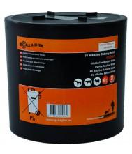 Gallager ronde batterij (6V, 90Ah)