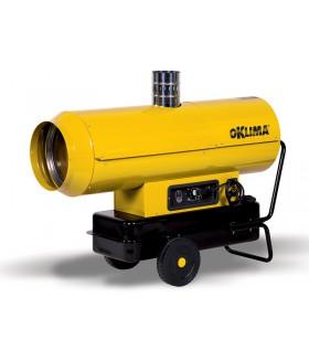 Oklima olie indirect gestookt SE 200 Werkplaats