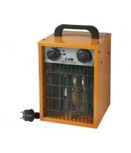 EUROM Elektrische werkplaatskachel EK2000 2000 Watt