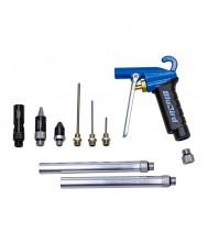 Blubird Blaaspistool set 10 delig Luchtgereedschap / Pneumatisch gereedschap
