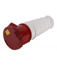 Fluxon CEE contrastekker 5 polig 125A Contrastekkers