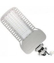 V Tac LED Straatlamp SLIM 150W 4000K grijs Led Armatuur