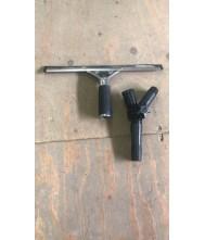 Wisser met hulpstuk voor telescopische wasborstel Reinigingsmiddelen