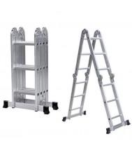 Euroline Vouwladder Premium-line 4x4 Treden Reform Ladder