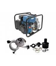 Gude Benzine motorpomp GMP 15.22 Set 4T