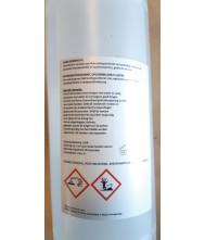 Hand desinfectiemiddel 1 liter Reiniging
