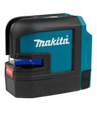 Makita Kruislijn / Punt Laser Rood SK106DZ Meetgereedschap