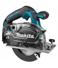Makita 18v Metaal Cirkelzaag 150mm DCS553ZJ zonder accu en lader Cirkelzaag