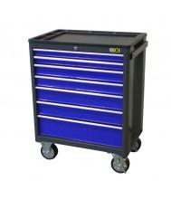 Toolbox4You Gereedschapswagen 7 laden blauw Gereedschapswagen