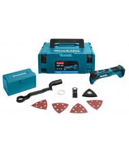 Makita 10,8v Multitool TM30DZJX4
