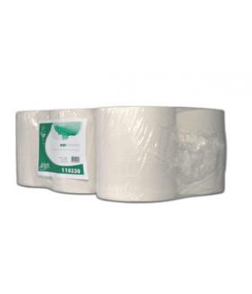 Poetspapier midi euro cellulose eco 1 laags 300 m x 20 cm per rol