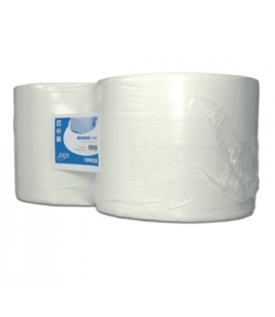Europroducts industrie papier wit 1x 380 m 24 cm